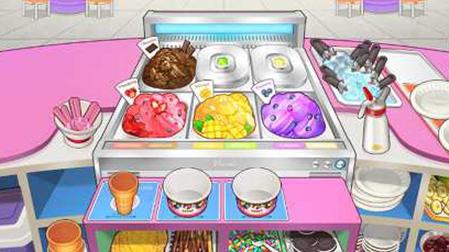 시원하고 달콤한 아이스크림 트럭 등장!